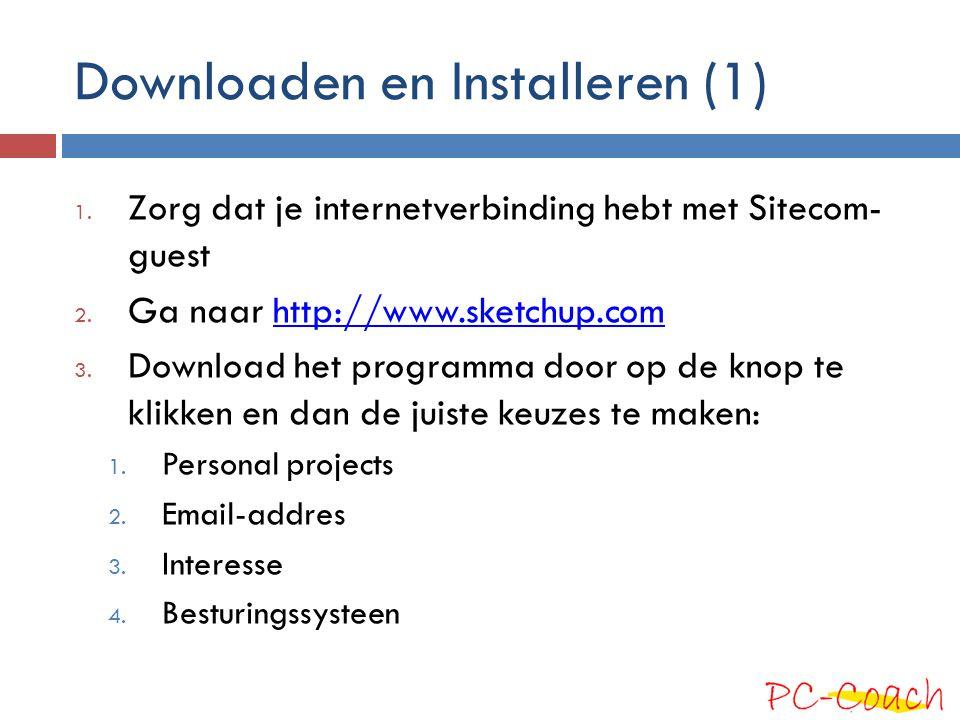 Downloaden en Installeren (1)