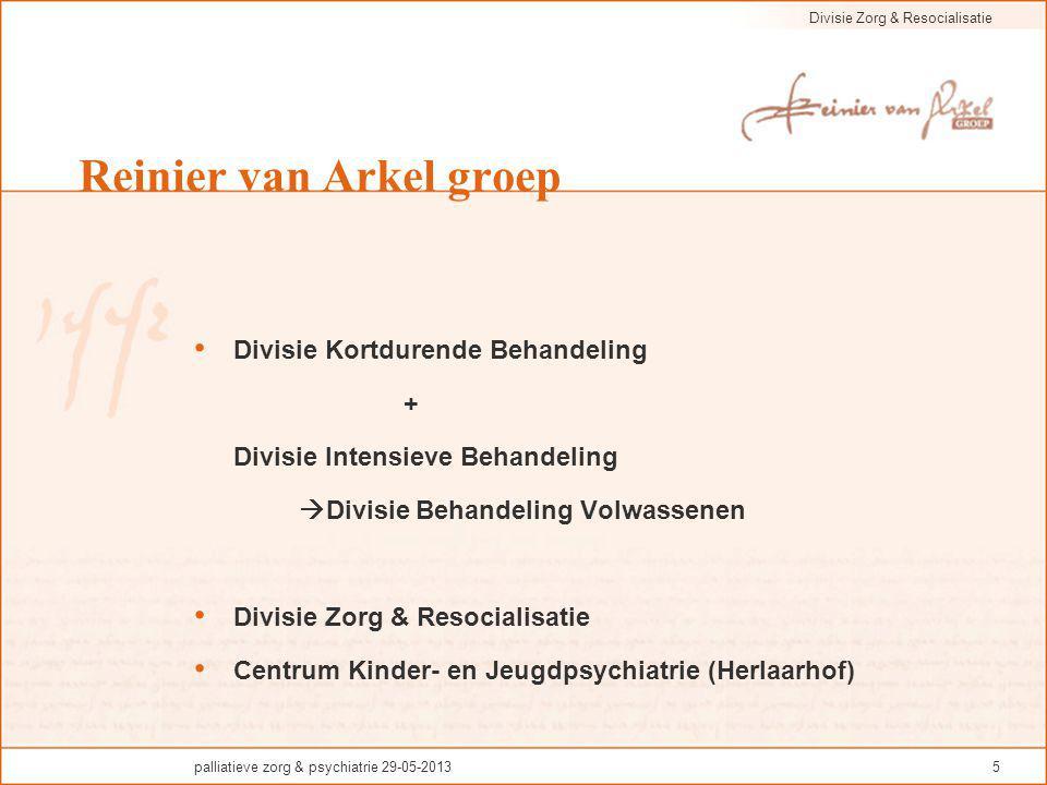 Reinier van Arkel groep