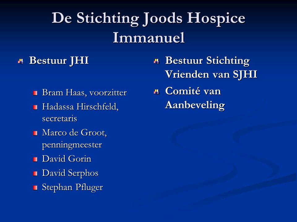 De Stichting Joods Hospice Immanuel