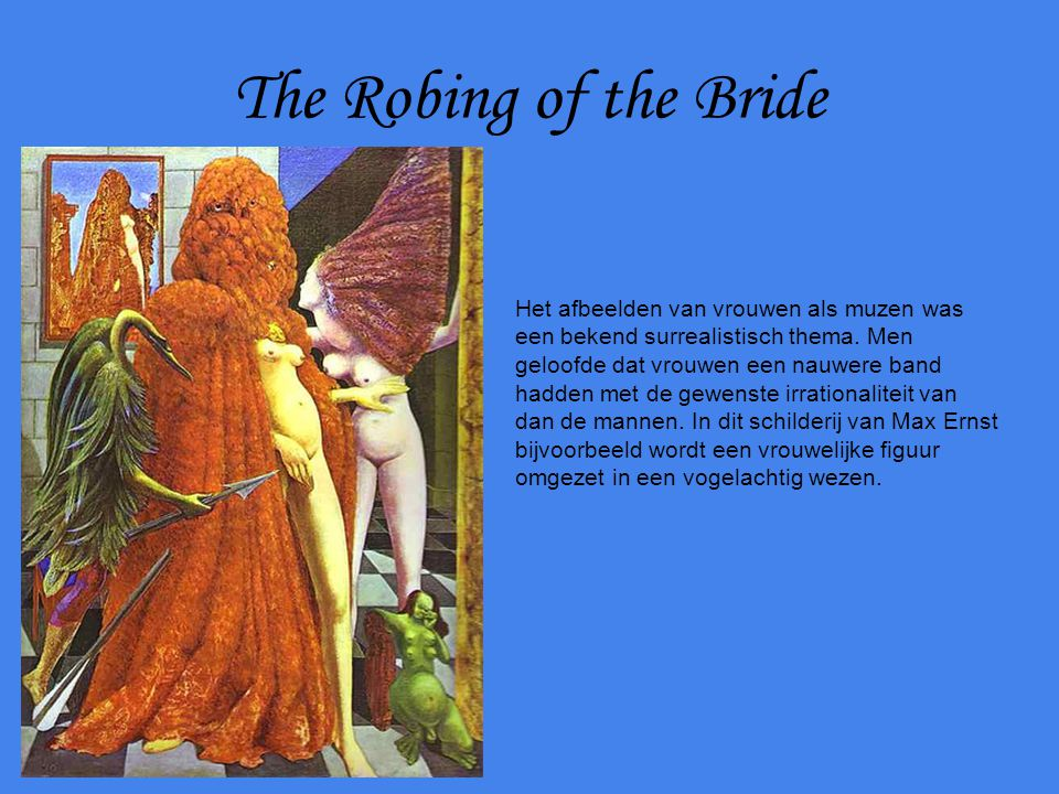 The Robing of the Bride