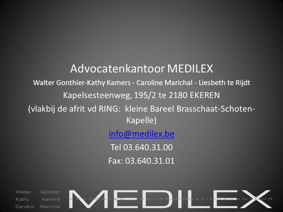 Advocatenkantoor MEDILEX