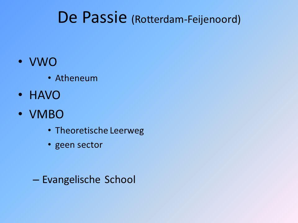 De Passie (Rotterdam-Feijenoord)