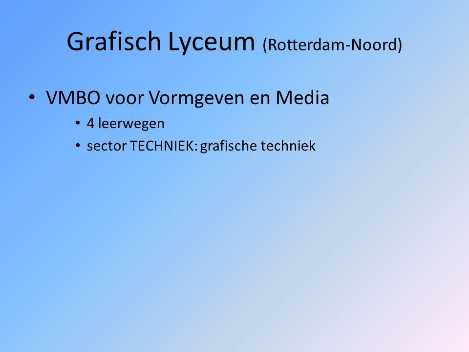 Grafisch Lyceum (Rotterdam-Noord)
