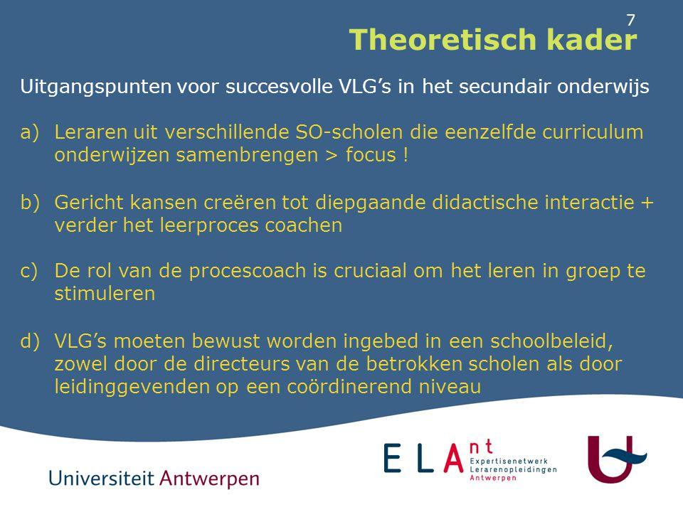 Methodologie Onderzoeksopzet