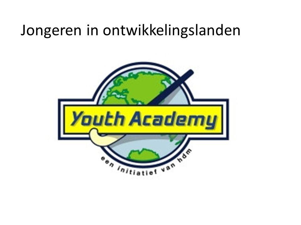 Jongeren in ontwikkelingslanden
