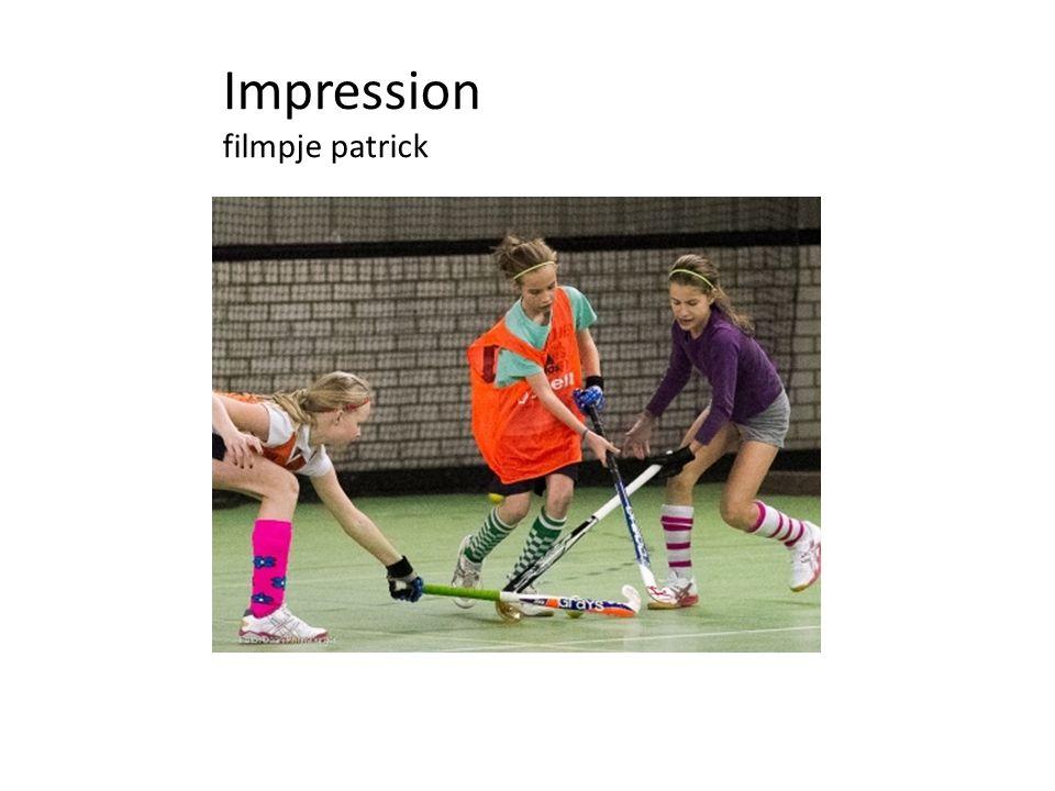 Impression filmpje patrick