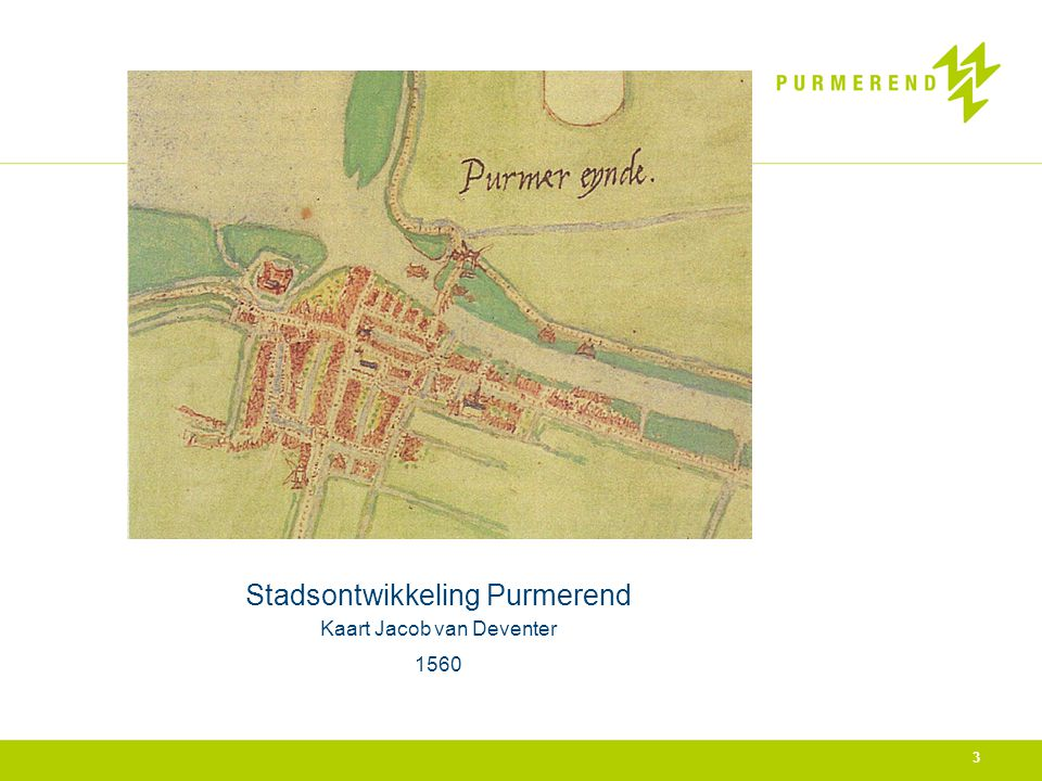 Stadsontwikkeling Purmerend
