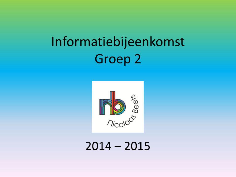 Informatiebijeenkomst Groep 2