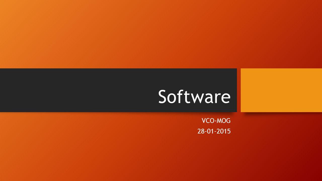 Software VCO-MOG 28-01-2015