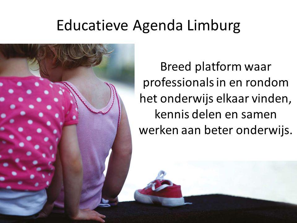 Educatieve Agenda Limburg