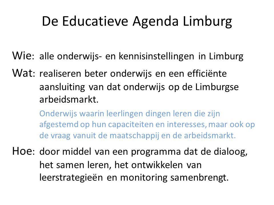 De Educatieve Agenda Limburg