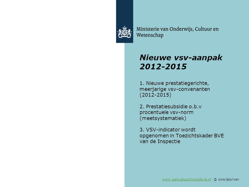 Nieuwe vsv-aanpak 2012-2015 1.