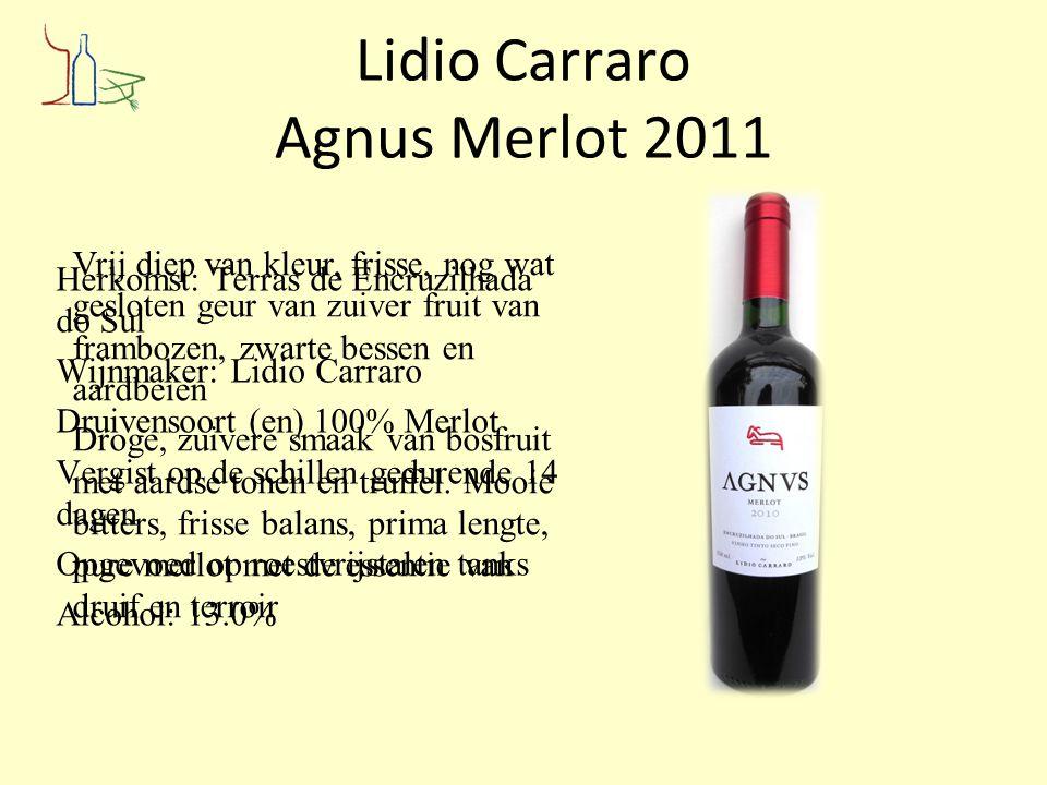 Lidio Carraro Agnus Merlot 2011