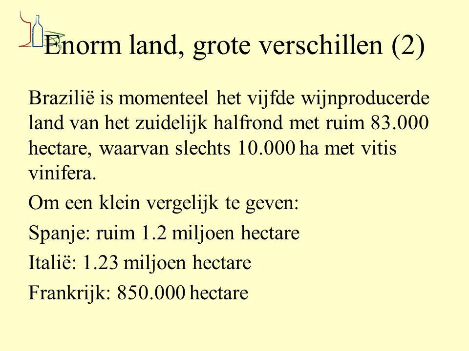 Enorm land, grote verschillen (2)