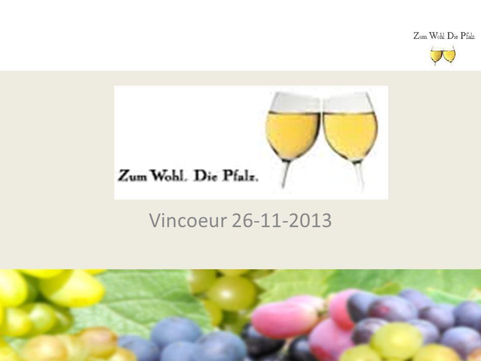 Pfälzer Weine Vincoeur 26-11-2013