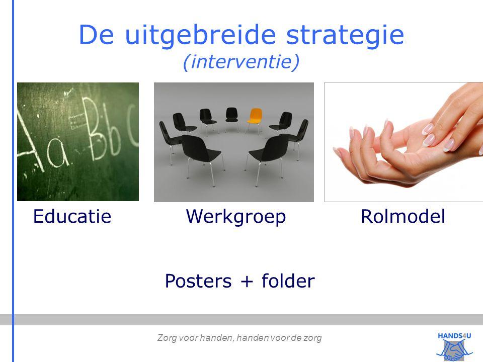 De uitgebreide strategie (interventie)