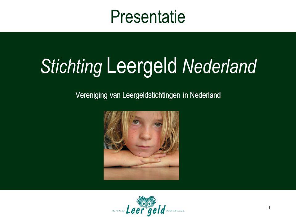 Stichting Leergeld Nederland