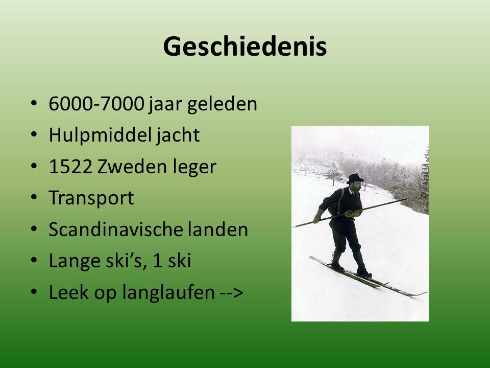 Geschiedenis 6000-7000 jaar geleden Hulpmiddel jacht 1522 Zweden leger