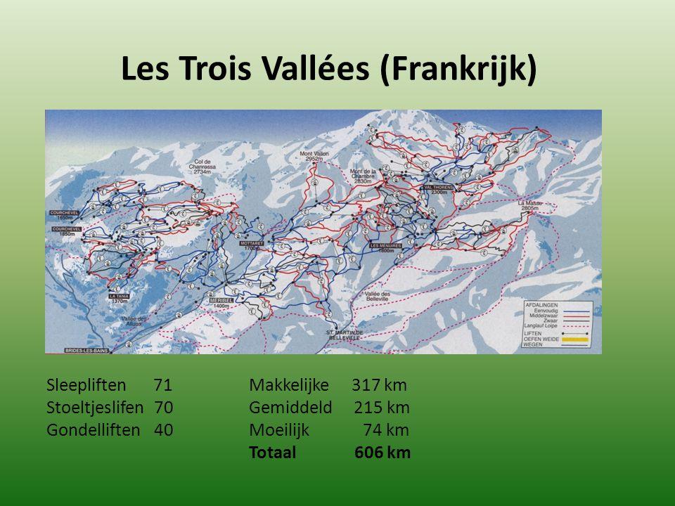 Les Trois Vallées (Frankrijk)