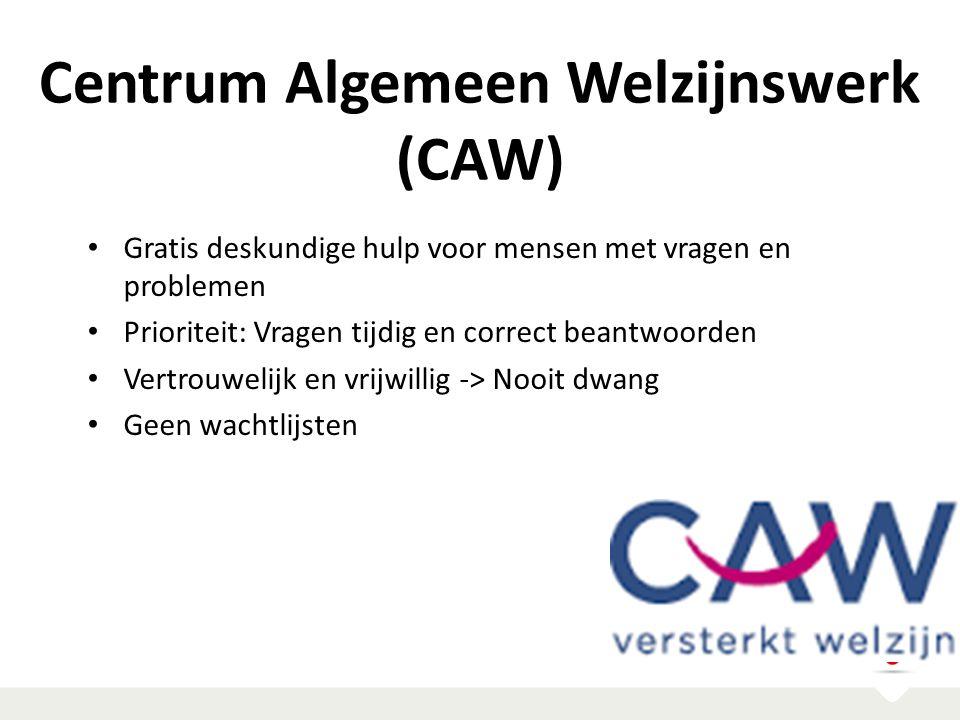 Centrum Algemeen Welzijnswerk (CAW)