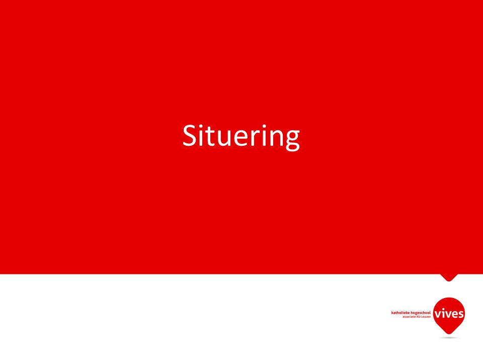 Situering