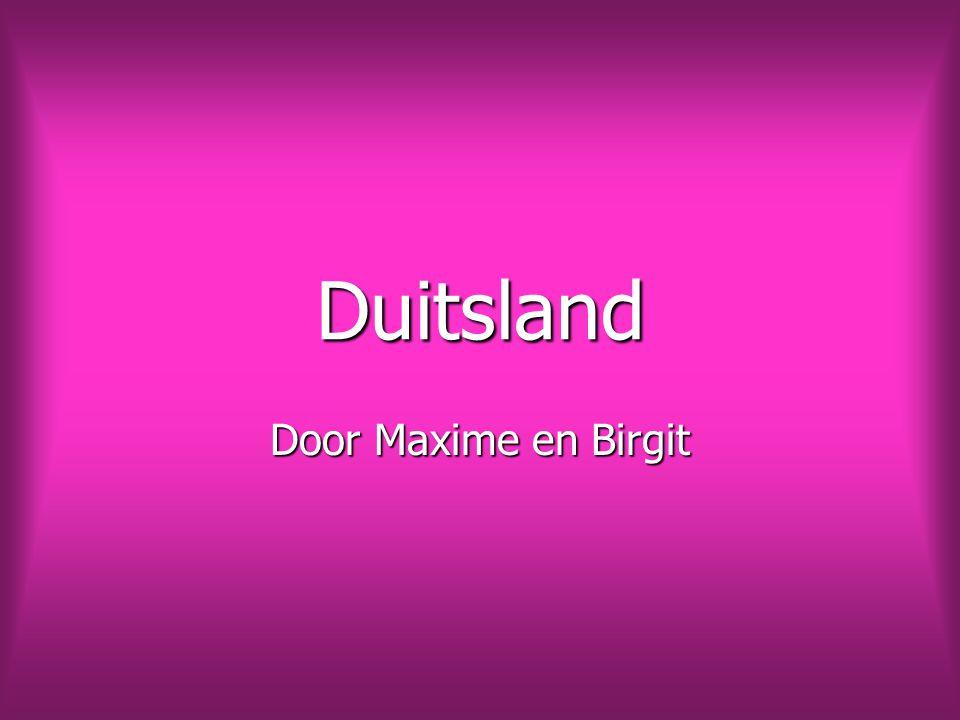 Duitsland Door Maxime en Birgit