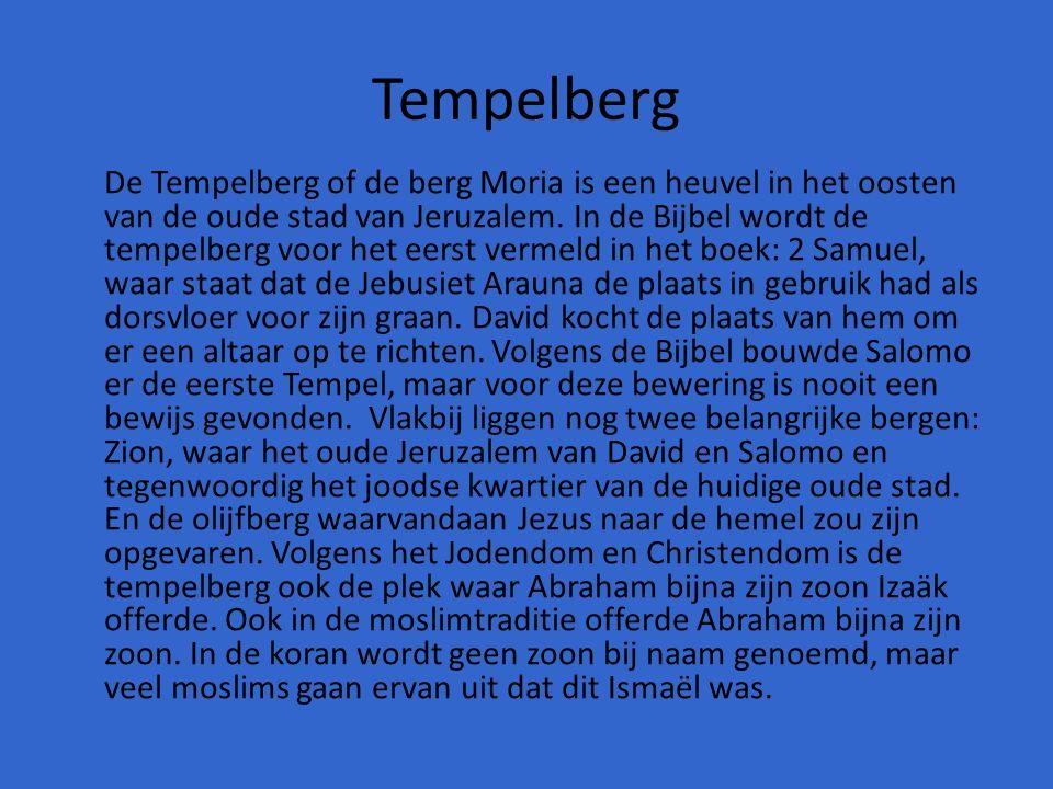 Tempelberg