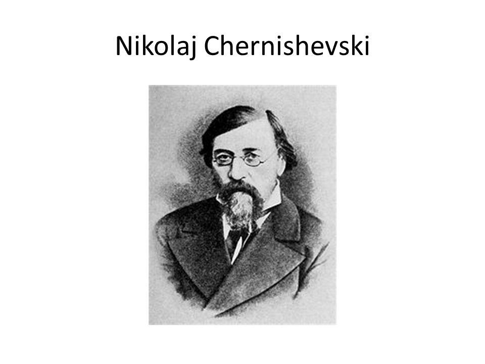 Nikolaj Chernishevski