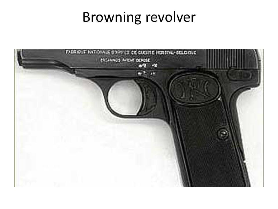 Browning revolver