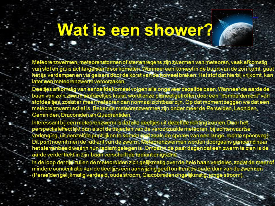 Wat is een shower https://www.youtube.com/watch v=yPWgK0s2K78.