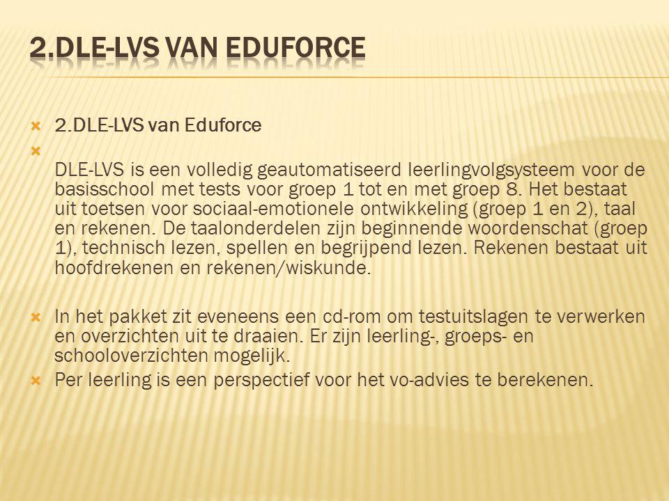2.DLE-LVS van Eduforce 2.DLE-LVS van Eduforce