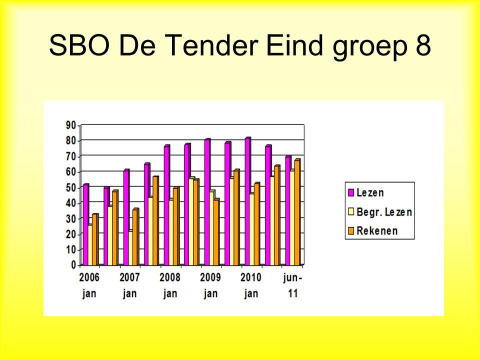 SBO De Tender Eind groep 8