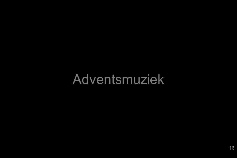 Adventsmuziek