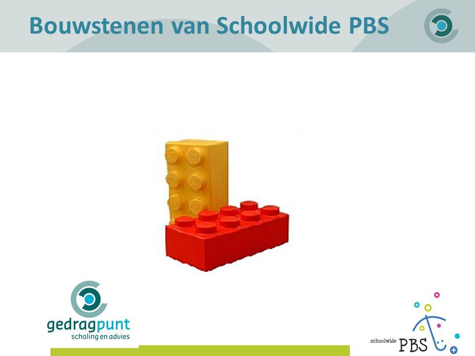 Bouwstenen van Schoolwide PBS