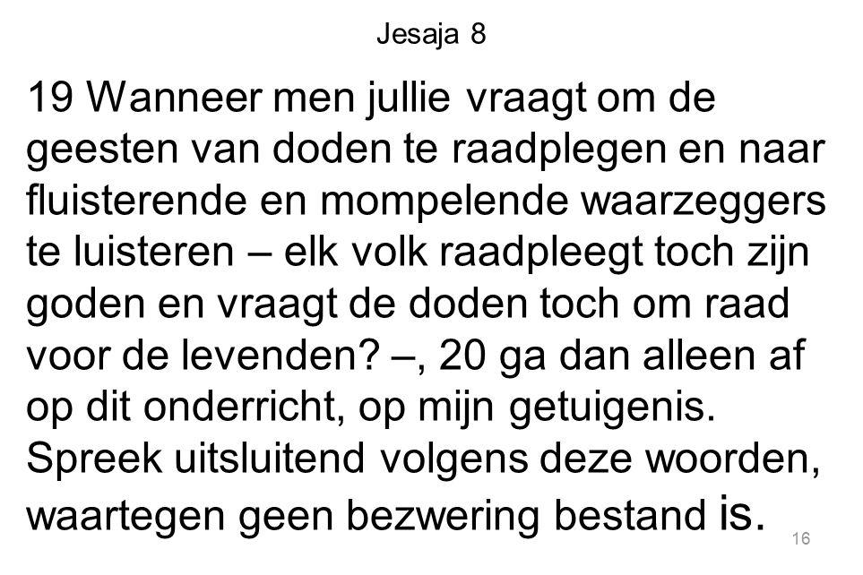 Jesaja 8