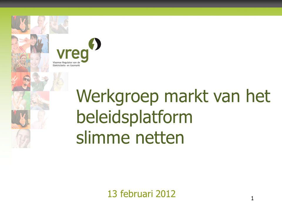 Vlaamse Regulator van de Elektriciteits- en Gasmarkt