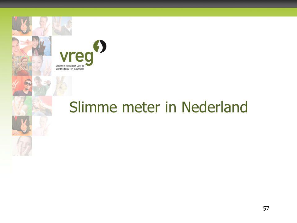 Slimme meter in Nederland