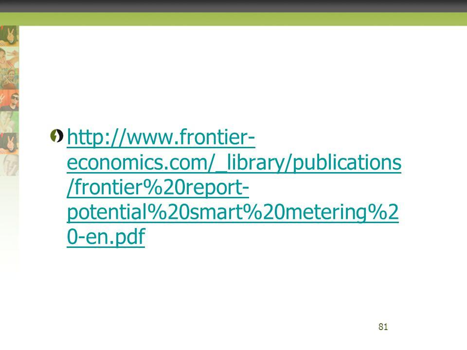 http://www. frontier- economics