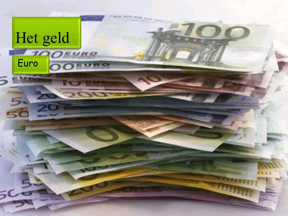 Het geld Euro In Ierland wordt betaald met de euro.
