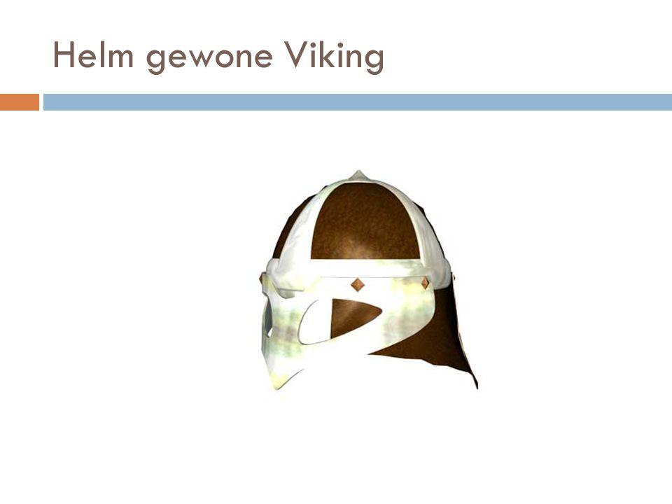 Helm gewone Viking