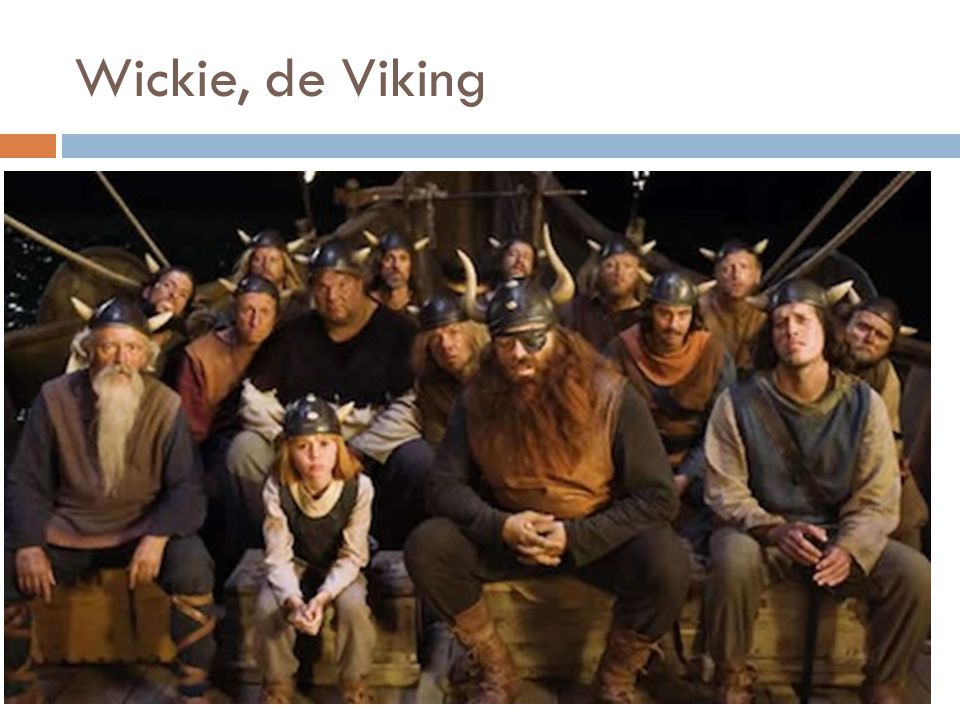 Wickie, de Viking