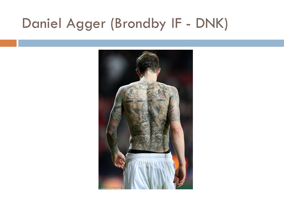 Daniel Agger (Brondby IF - DNK)