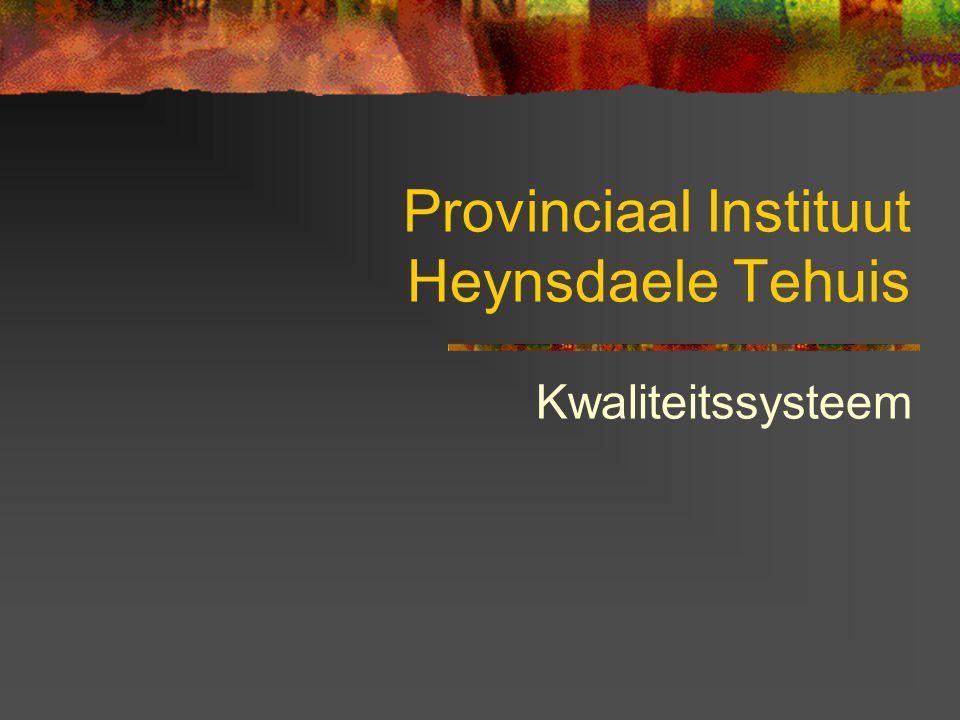 Provinciaal Instituut Heynsdaele Tehuis