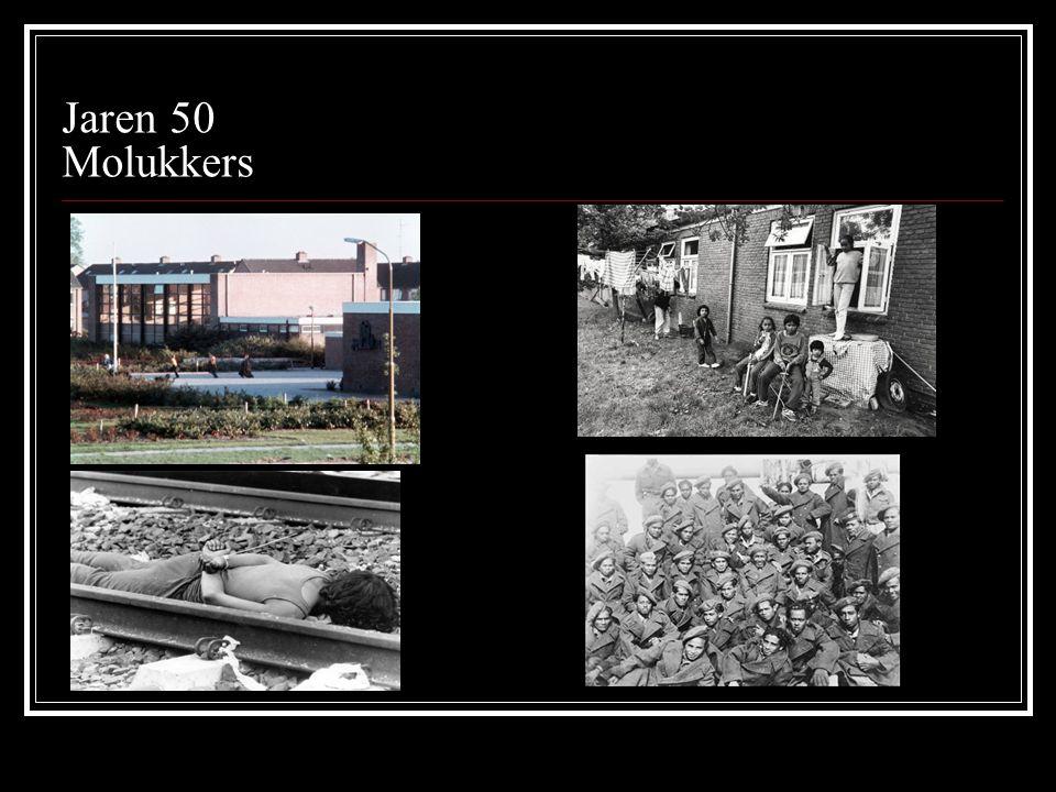 Jaren 50 Molukkers