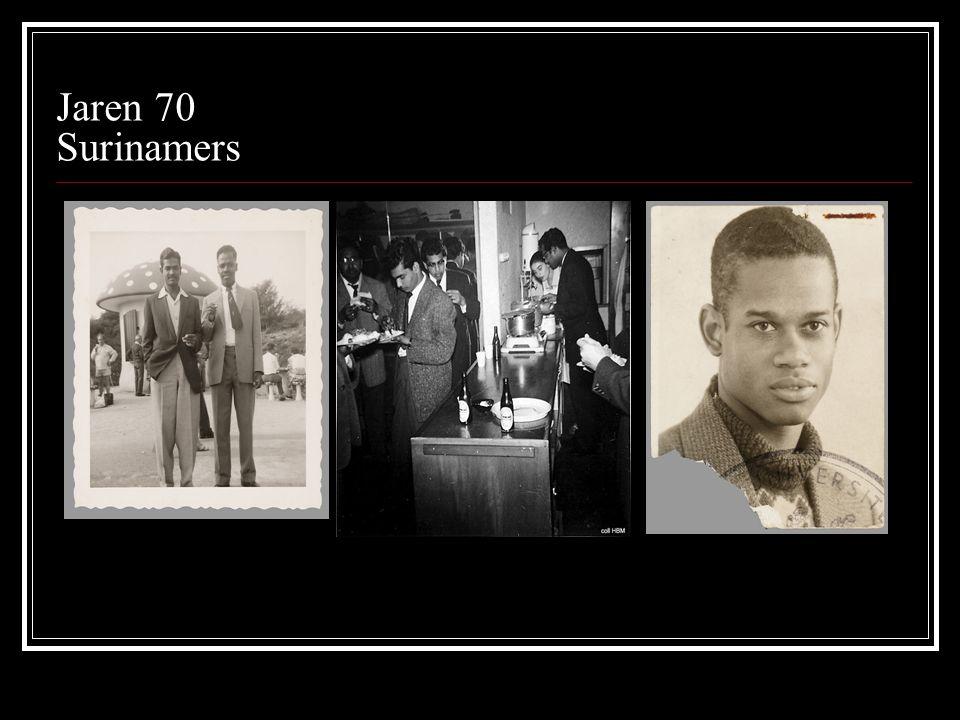 Jaren 70 Surinamers