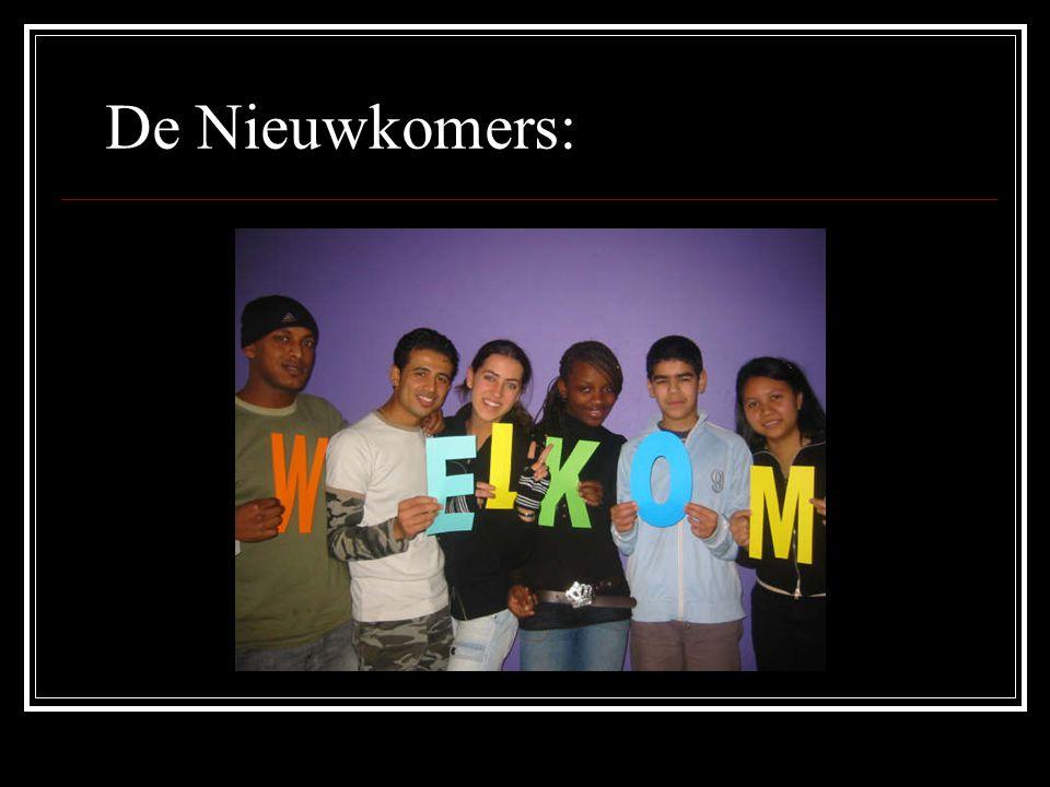 De Nieuwkomers: