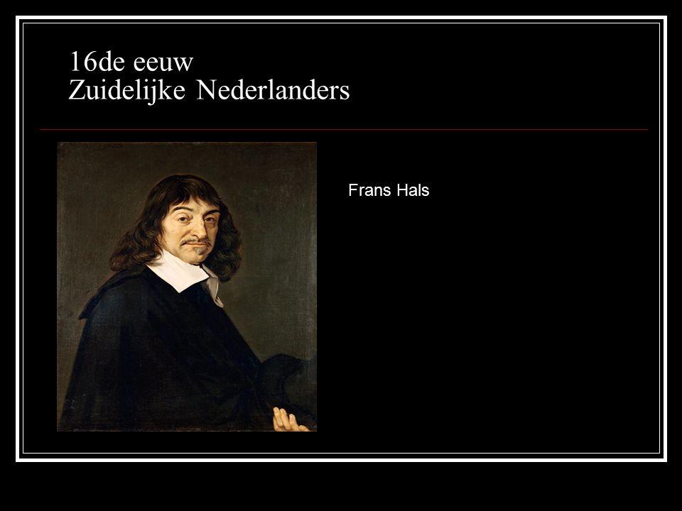 16de eeuw Zuidelijke Nederlanders