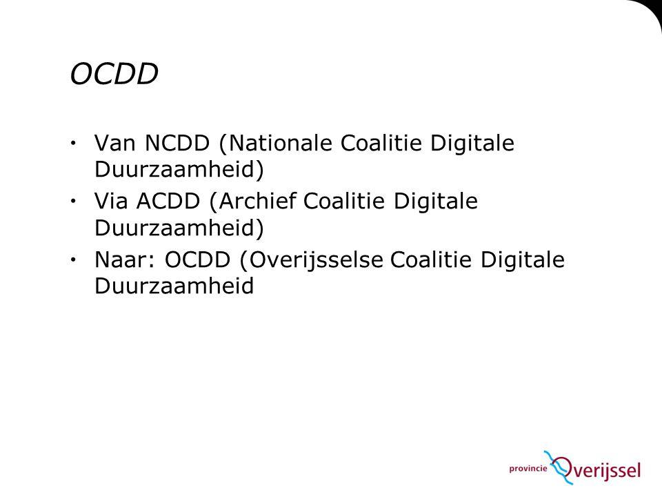 OCDD Van NCDD (Nationale Coalitie Digitale Duurzaamheid)