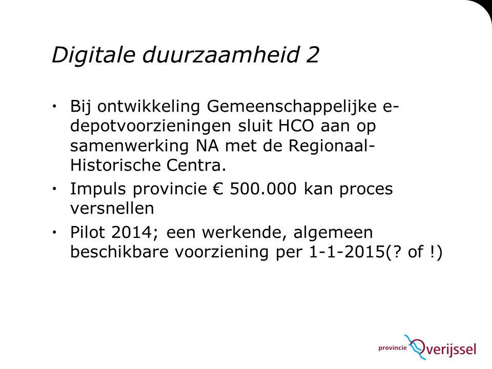 Digitale duurzaamheid 2