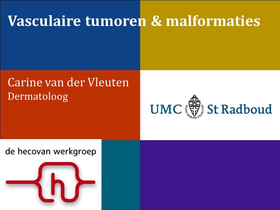 Vasculaire tumoren & malformaties